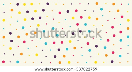 Repeating texture of color noise. Vector illustration