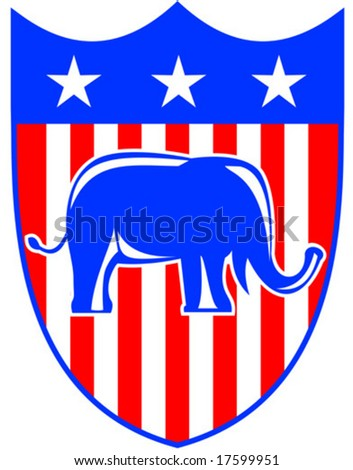 Republican shield