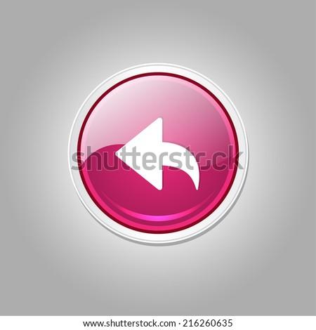 Replay Button Vector
