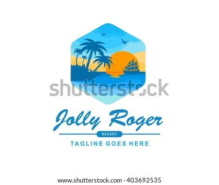 Resort Logo Stock Images, Royalty-Free Images & Vectors | Shutterstock