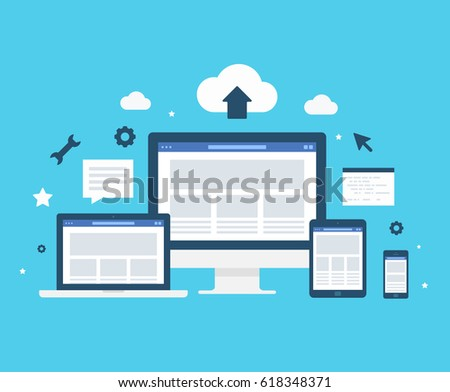 Excellent technology vector images