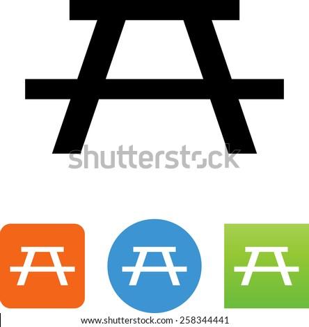 picnic site map symbol choice image free symbol design