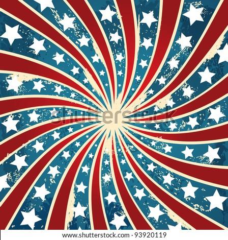 American retro