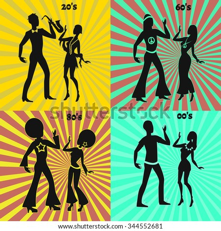 70s Disco Dancer Stock Images, Royalty-Free Images & Vectors ...