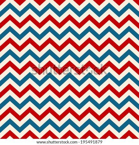 Retro background american patriotic colors. Vector illustration - stock vector
