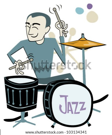 Drummer Cartoon Stock Images, Royalty-Free Images ...