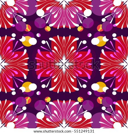 Retro Pattern Design