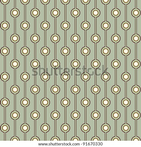 retro pattern texture - stock vector