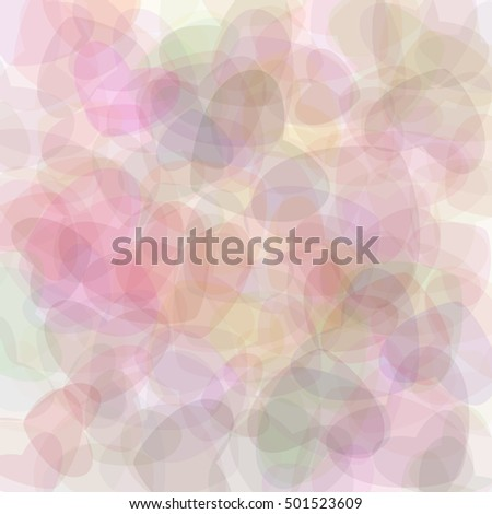 Retro pink vector pastel background