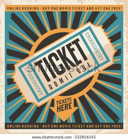 Show Tickets Images RoyaltyFree Images Vectors – Ticket Design Online Free
