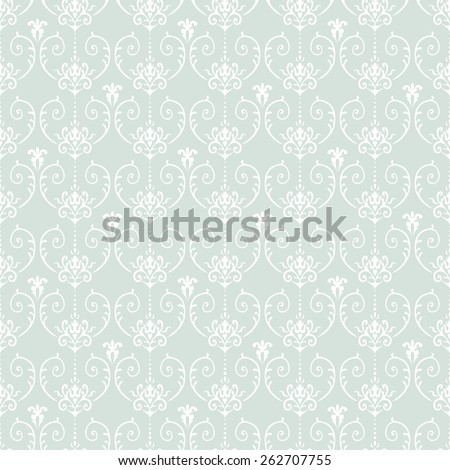 Retro seamless pattern. Vector background. - stock vector