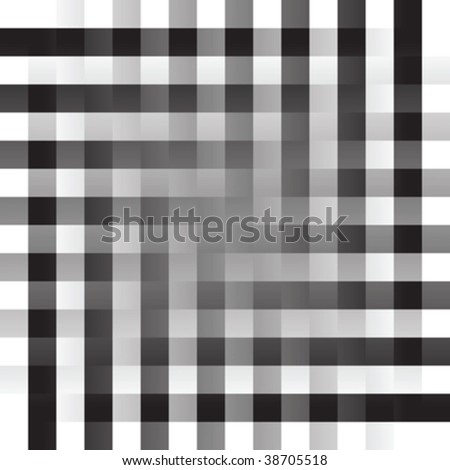 retro squares, vector art illustration; more drawings in my gallery