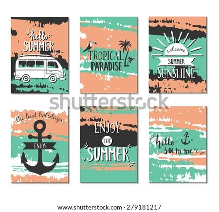 Vintage Summer Posters