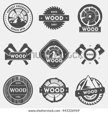 wood logo stock images  royalty free images   vectors wood grain texture vector illustrator Wood Grain Texture Illustrator