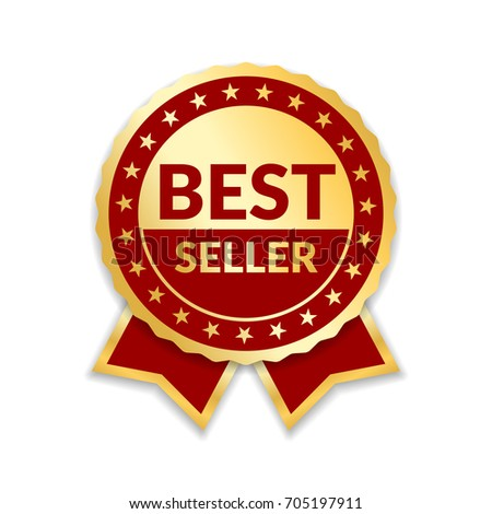 Bestseller icon stock images royalty free images for Best seller