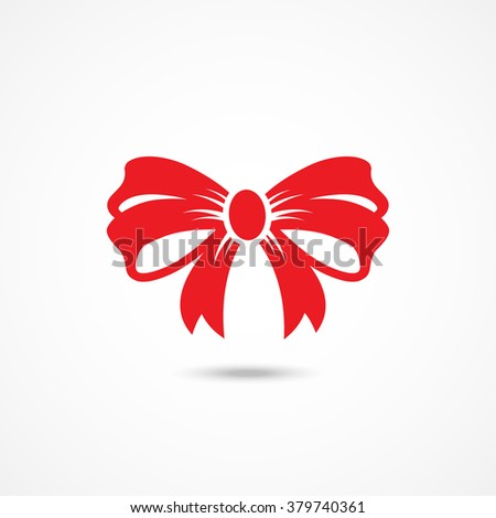 Ribbon Bow Vector / Ribbon Bow Vector Object / Ribbon Bow Vector Graphic / Ribbon Bow Vector Art / Ribbon Bow Vector JPG / Ribbon Bow Vector JPEG / Ribbon Bow Vector EPS - stock vector