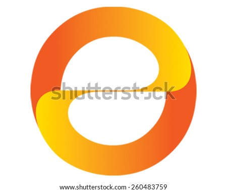 Ring of FIre - stock vector