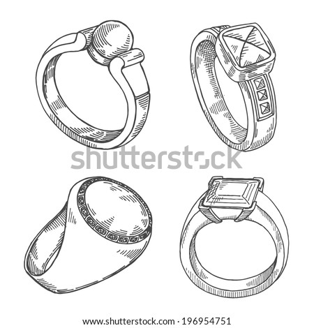 Diamond Ring Drawing ,Search Cliparts images
