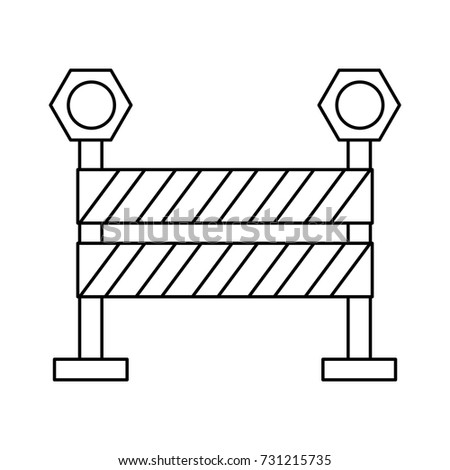 road block coloring pages - photo#34