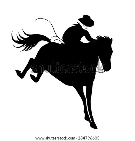 Bucking Bronco Stock Images Royalty Free Images Amp Vectors