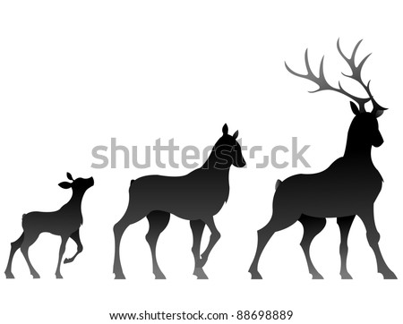 roes - stock vector