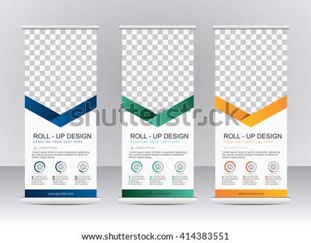 17796 place vector illustration in rank m rank roll up banner