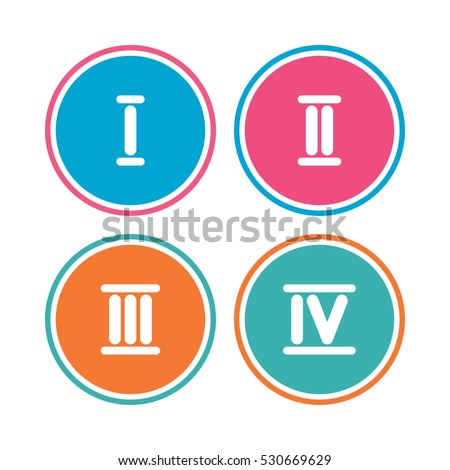 Roman Numeral Stock Images Royalty Free Images Amp Vectors
