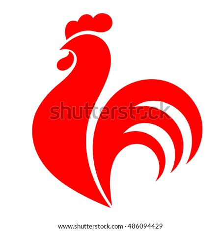 rooster wallpaper border