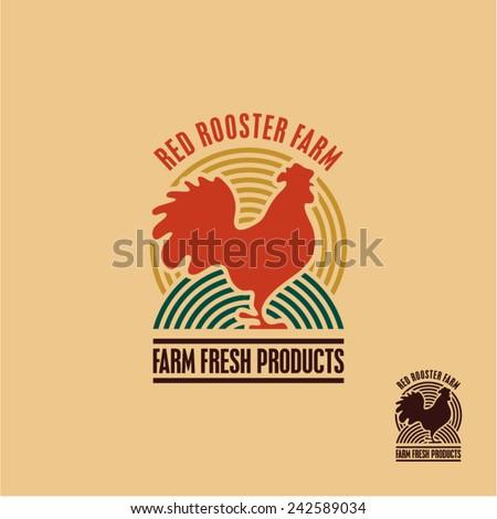 Cock farm sign pics