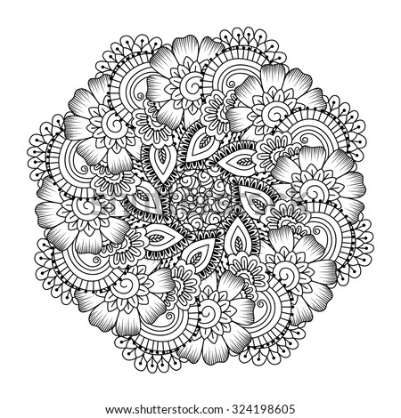 Design For Mehndi For Teen Agers 35