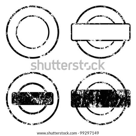 set stamp stock vector 54999010 shutterstock. Black Bedroom Furniture Sets. Home Design Ideas
