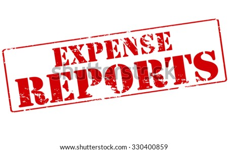 Expense Report Stock Images RoyaltyFree Images  Vectors