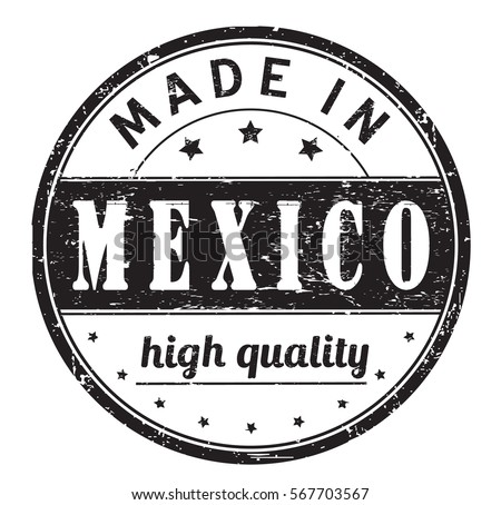 rubber stamp text made mexico high stock vector 567703567 shutterstock rh shutterstock com tequila made in jalisco mexico logo made in mexico logo tattoo