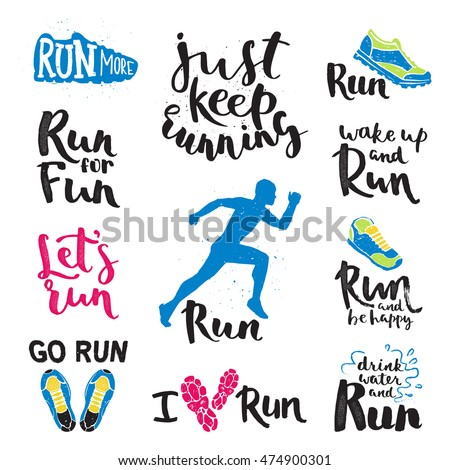 running designs for t shirts