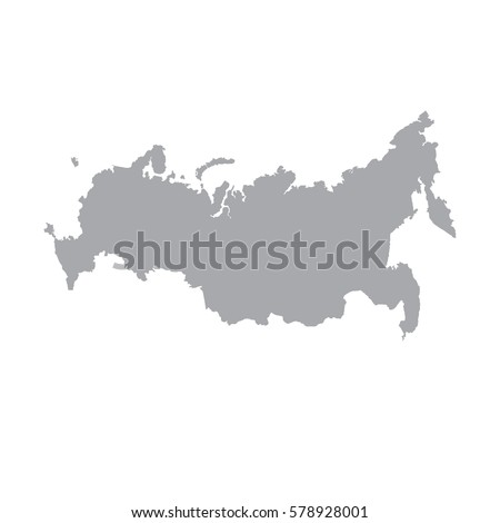 Russia Map Stock Images RoyaltyFree Images Vectors Shutterstock - Russia on map