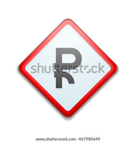Russia Rubl Crisis danger sign
