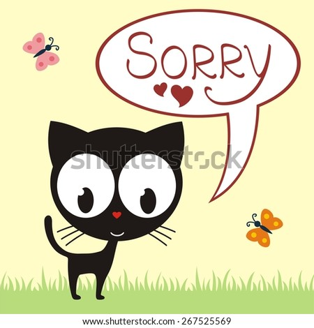 Saying sorry Stock Photos, Images, & Pictures | Shutterstock