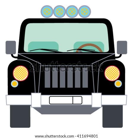 Jeep Stock Vectors, Images & Vector Art | Shutterstock