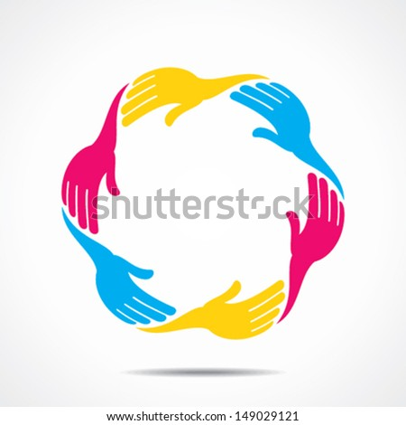 safe and secure concept stock vector - stock vector