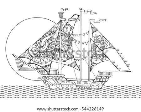Caravel Christopher Columbus on wiring diagram for sailing boat