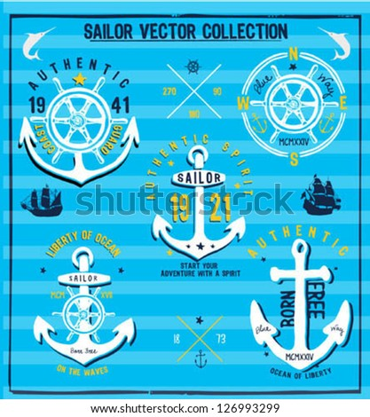 Sailor Design Collection