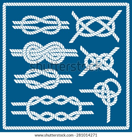Nautical Knot Stock Images Royalty Free Images Amp Vectors