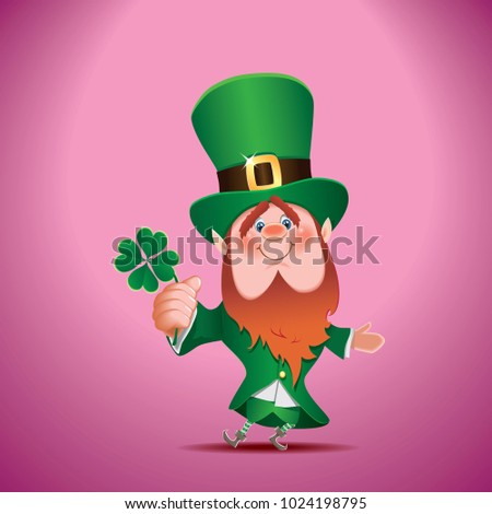 Leprechaun Costume Clover Stock Images, Royalty-Free Images ...