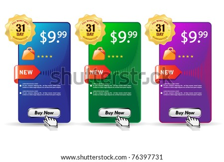 Sale Banners-Vector - stock vector