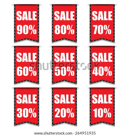 Sale Best offer badge, sticker, label or tag.