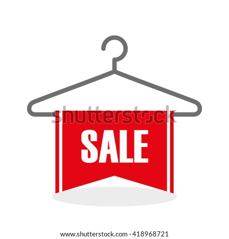 Sale design. Offer concept. white background