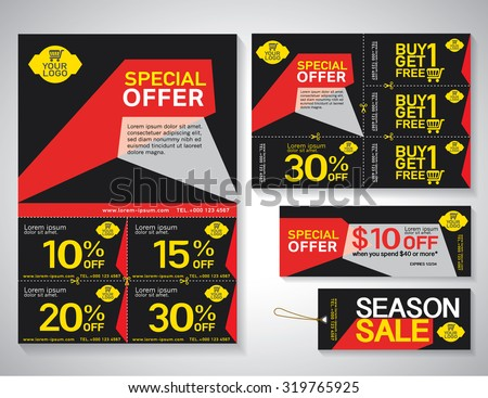 Sale Flyer Stock Images RoyaltyFree Images  Vectors  Shutterstock