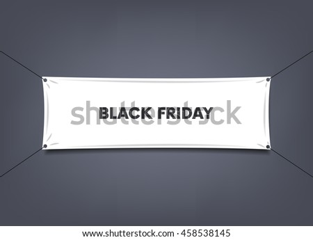 Sale, special offer, black friday web banner and poster, background. Vector illustration.