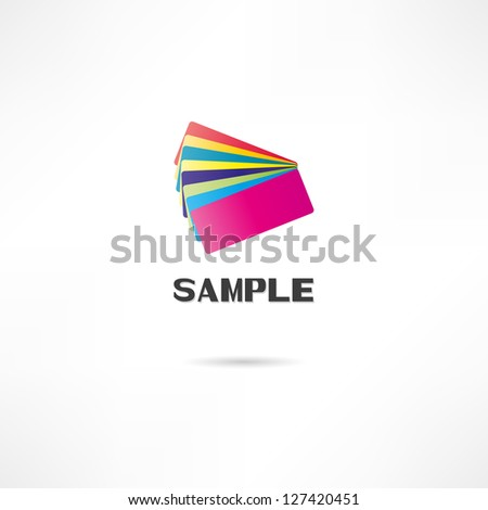 Samples icon - stock vector