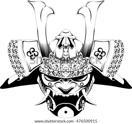Samurai Helmet Stock Images, Royalty-Free Images & Vectors ...